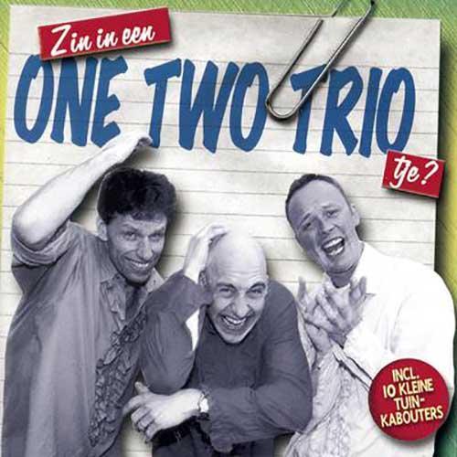 Zin In Een One Two triotje