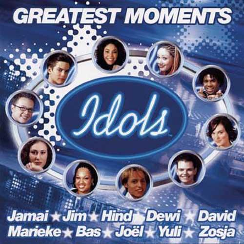 Idols - Greatest Moments