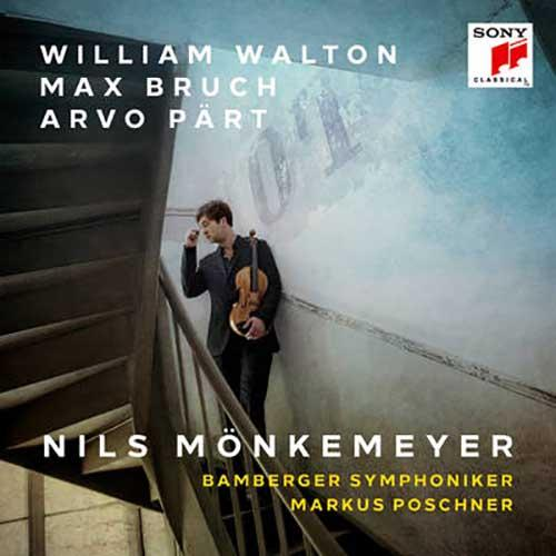 William Walton, Max Bruch, Arvo Pärt
