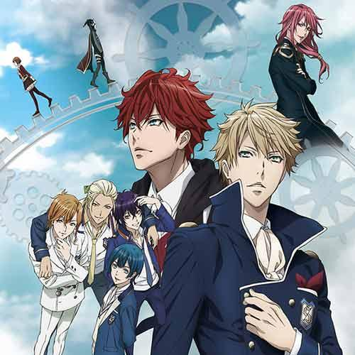 Gekijouban「Dance with Devils-Fortuna-」Musical Collection「Dance with Eternity」