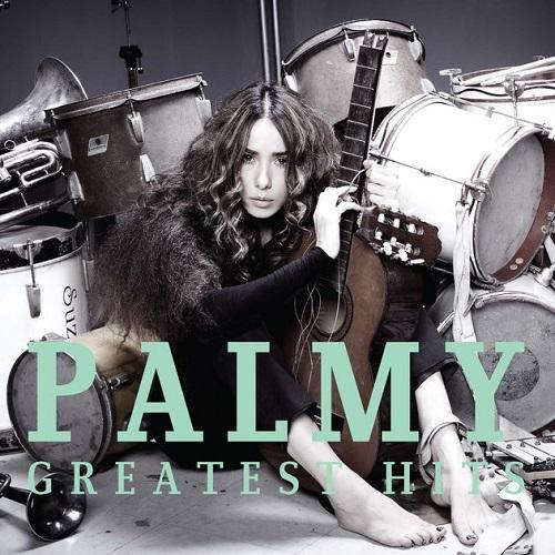 DVD คาราโอเกะ  Palmy Greatest Hits