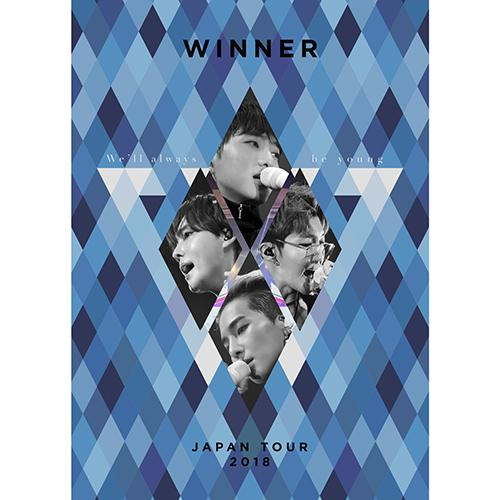 WINNER JAPAN TOUR 2018 ~We'll always be young~