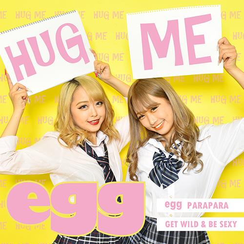 HUG ME (egg PARAPARA Version)