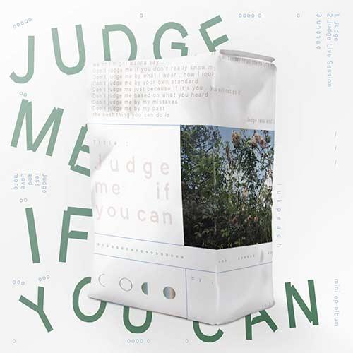 Judge Me If You Can - EP