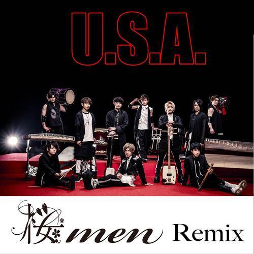 U.S.A.(Sakuramen Remix)