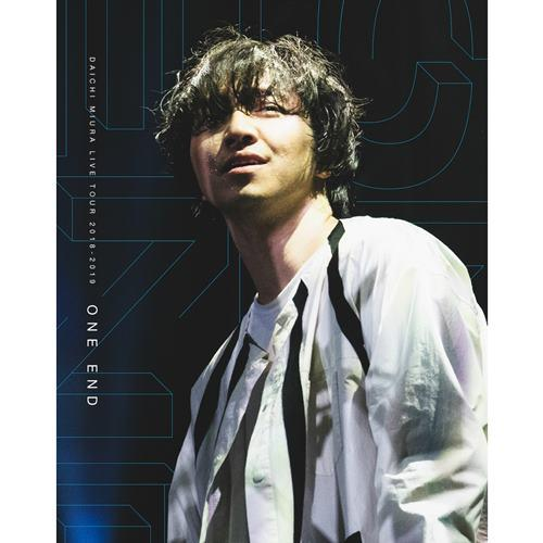 DAICHI MIURA LIVE TOUR ONE END in OSAKA-JO HALL [2019.3.13]