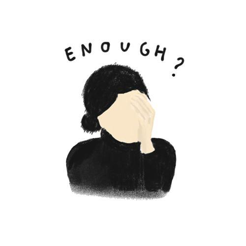 Enough - Single