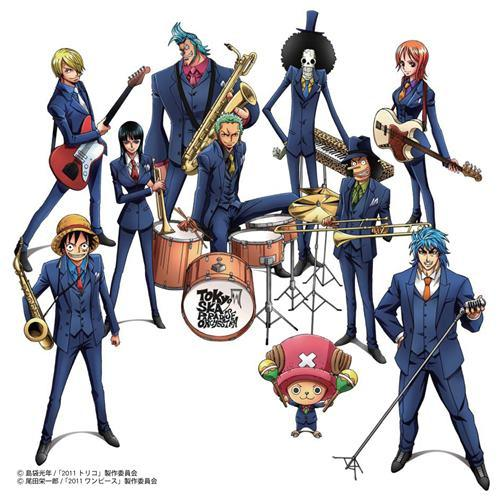 The Sharing Song ~Theme of Toriko~