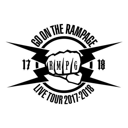 RAMPAGE ALL DAY (Stomp Remix) -THE RAMPAGE LIVE TOUR 2017-2018 GO ON THE RAMPAGE Live at NHK HALL, 2018.03.28-