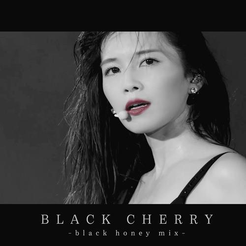 BLACK CHERRY -black honey mix-