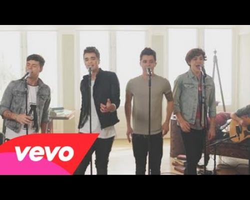 Union J - Beethoven (Acoustic Version)