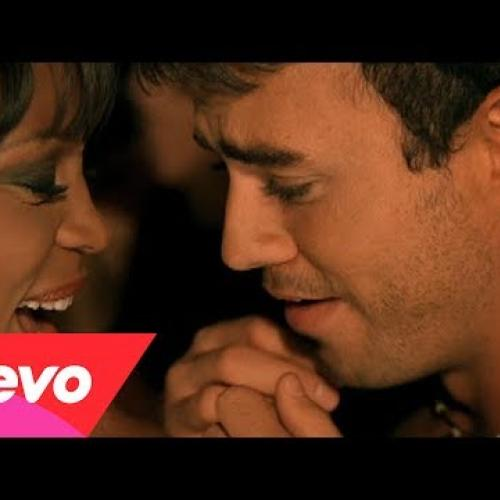 Whitney Houston- Could I Have This Kiss