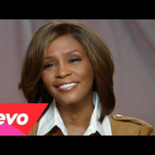 Whitney Houston - The Making of I Look to You