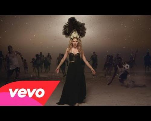 Shakira - La La La (Brasil 2014) (Spanish Version)