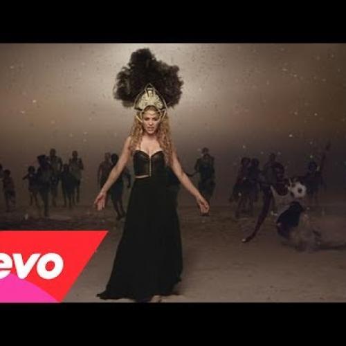 Shakira - La La La (Brasil 2014) (Spanish Version)