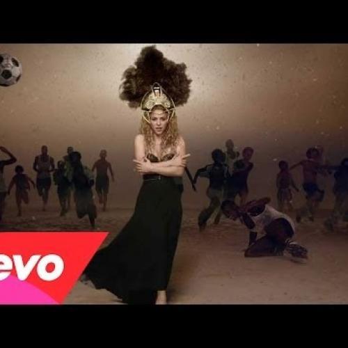 Shakira - La La La (Brazil 2014) ft. Carlinhos Bro