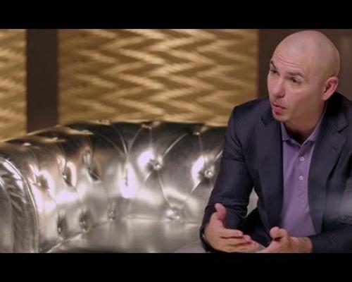#VEVOCertified, Pt. 2: Pitbull On Making Music