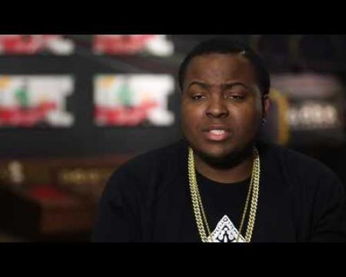 Sean Kingston - VEVO News Interview