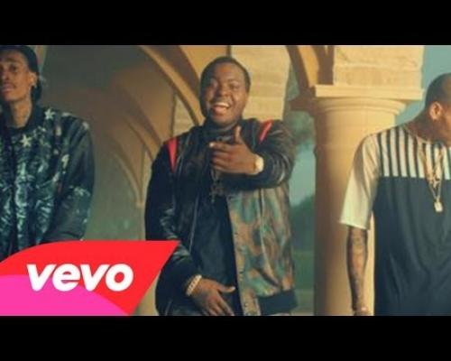 Sean Kingston - Beat It ft.Chris Brown,Wiz Khalifa