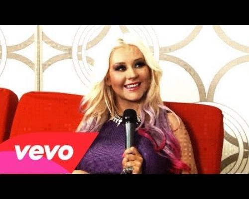 Christina Aguilera - 2012 American Music Awards
