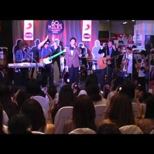 Sixty Miles - เวทมนตร์ Acoustic Live @ The First