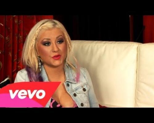 Christina Aguilera - VEVO News Interview