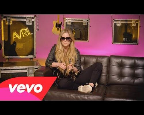 VEVOCertified Pt2 Avril on Music Videos