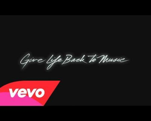 Daft Punk - Give Life Back to Music (Official Audi