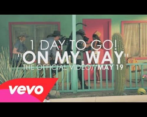 Lea Michele - On My Way (1 day to go)