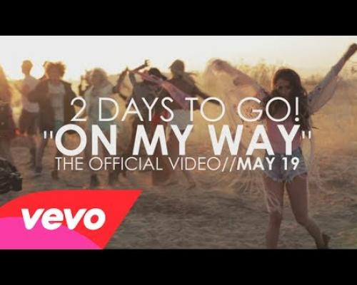 Lea Michele - On My Way (2 days to go)