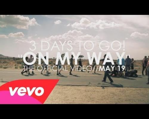 Lea Michele - On My Way (3 days to go)