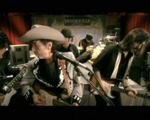 Bob Dylan - Thunder On The Mountain