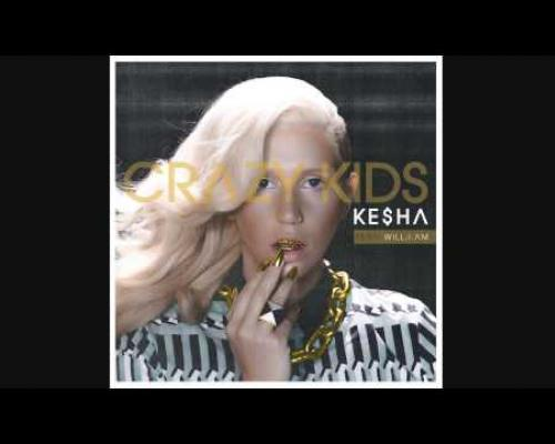 Ke$ha feat. will.i.am - Crazy Kids (audio)