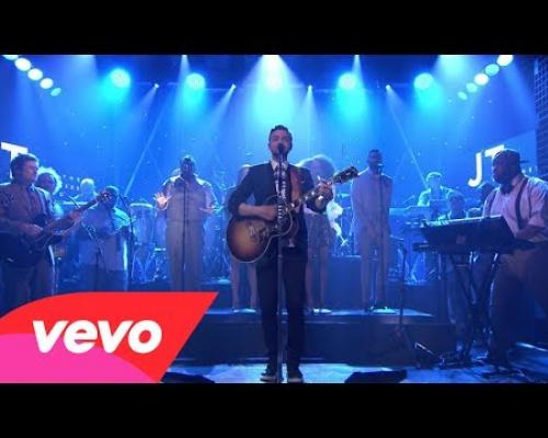 Justin Timberlake - Not A Bad Thing (Live)