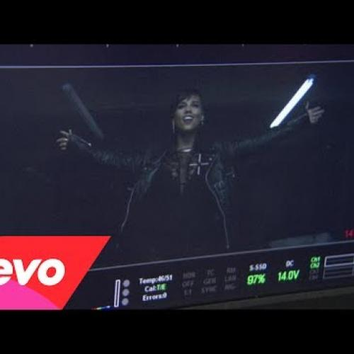 Alicia Keys - It's On Again (Behind The Scenes)