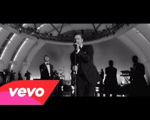 Justin Timberlake - Suit & Tie (Official) ft. JAY