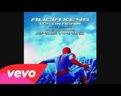 Alicia Keys - It's On Again (Radio Edit) [Audio]