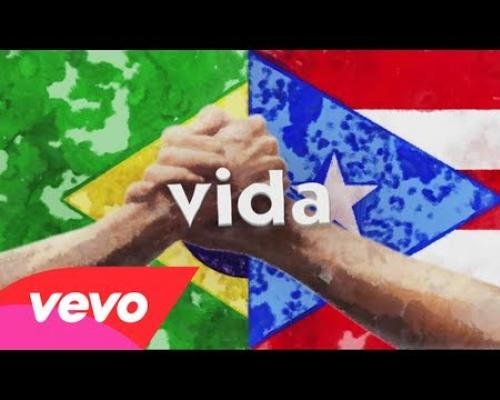 Ricky Martin - Vida (Lyric Video)