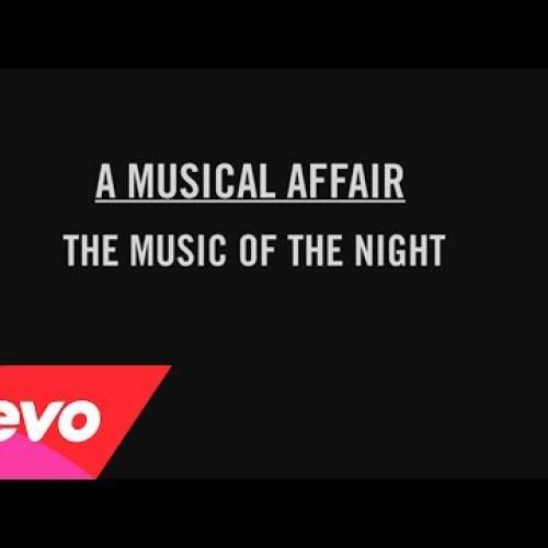The Music of the Night (Track by Track Clip)