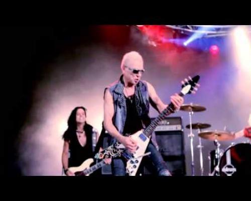 Scorpions - Children Of The Revolution