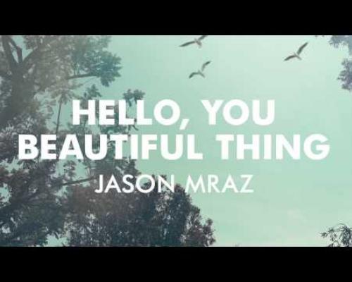 Jason Mraz - Hello, You Beautiful Thing [Official]