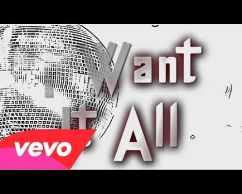 Karmin - I Want It All (Lyric Video)