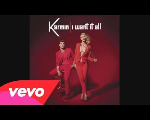 Karmin - I Want It All (audio)