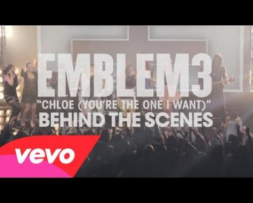 Emblem3 - Chloe (You're The One I Want) - Behind