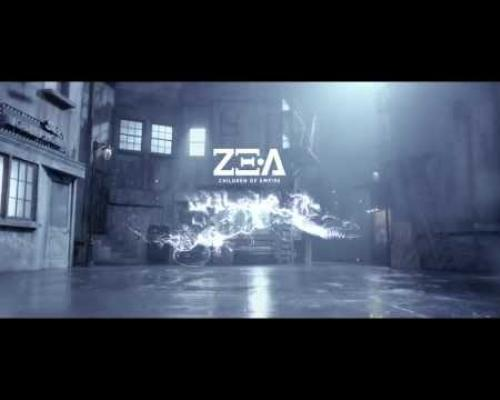 ZE:A  (The Ghost Of Wind)  MV Full ver.