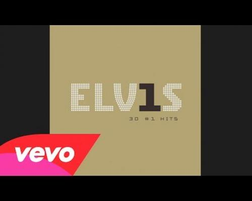 Elvis Presley - Stuck On You (Audio)