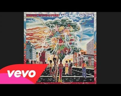 Earth, Wind & Fire - Where Have All The Flowers Go