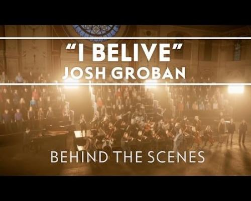 Josh Groban - I Believe