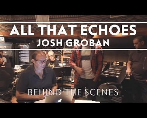 Josh Groban - New Album Teaser [Behind The Scenes]