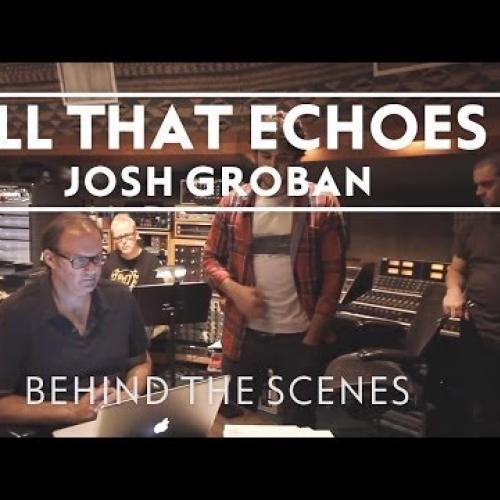 Josh Groban - New Album Teaser [Behind The Scenes]